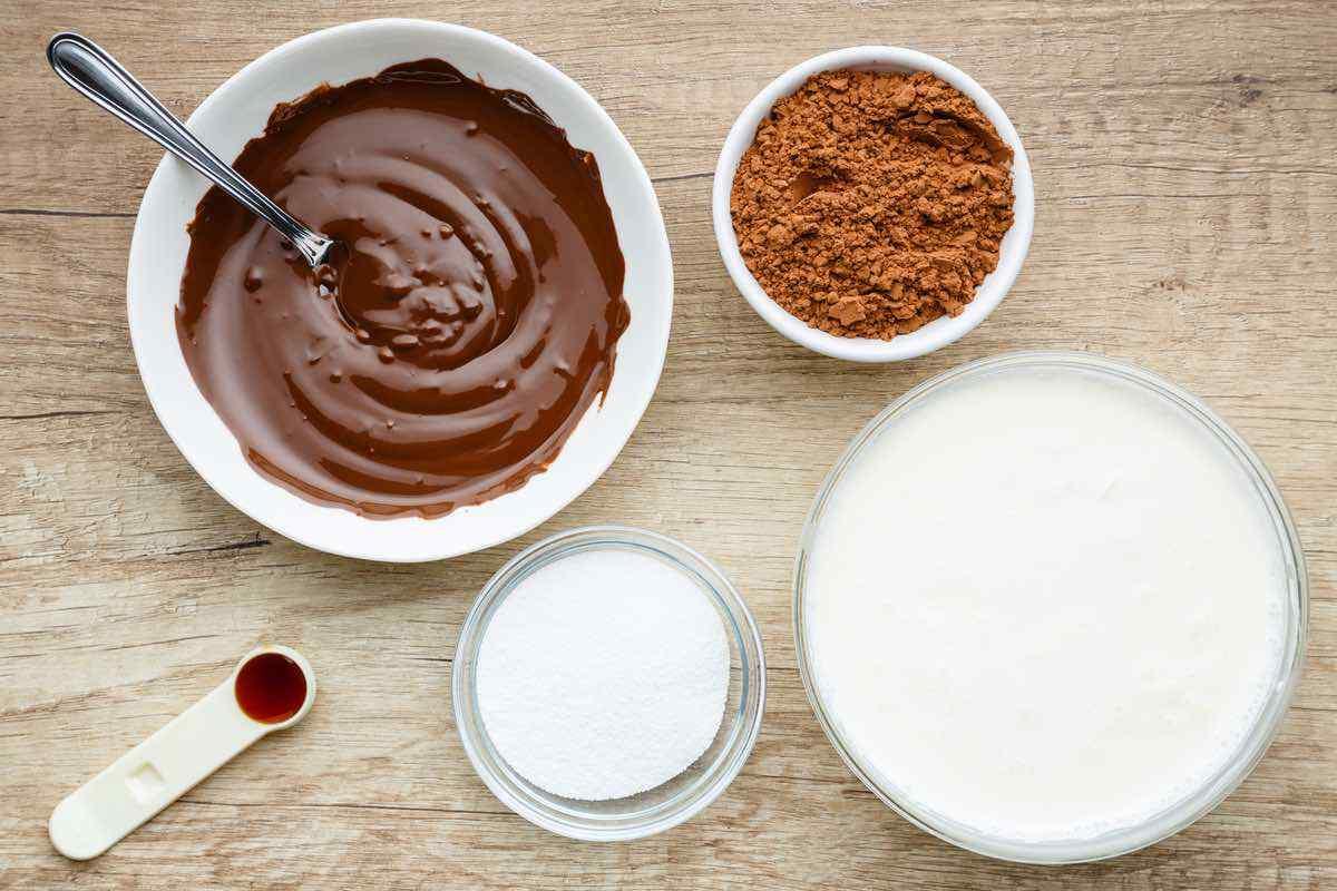 Double Dark Chocolate Keto Ice Cream