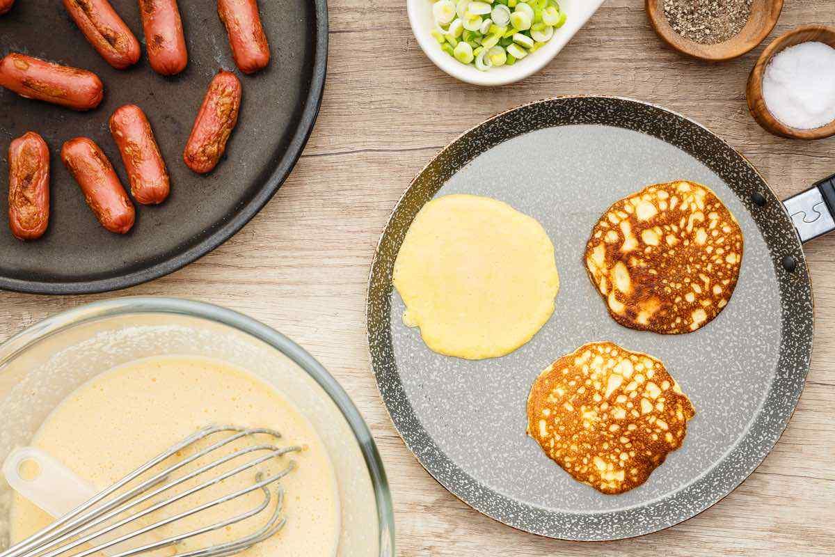 High Protein Keto Pancakes