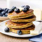Fluffy Keto Pancakes