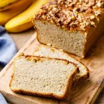 Keto Banana Nut Bread Ever