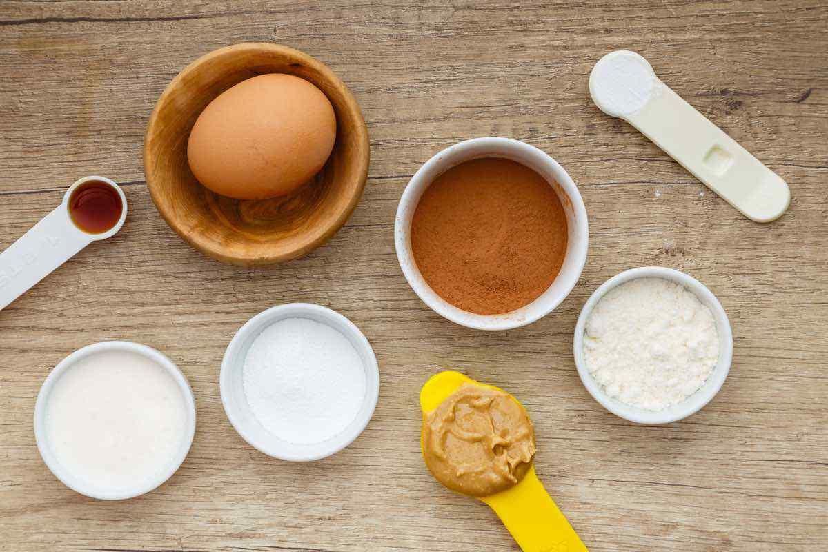 Keto Coconut Flour Mug Cake