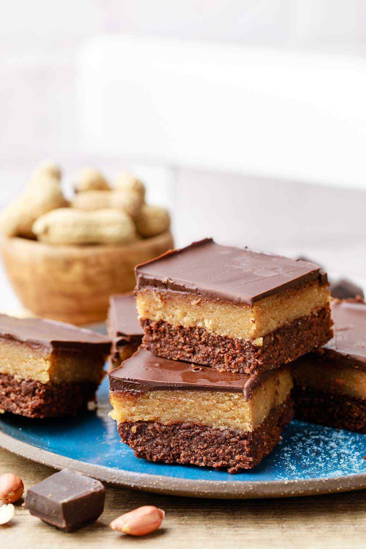 Keto Peanut Butter Chocolate Bar