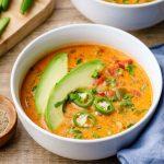 Crockpot Keto Taco Soup