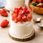 Creamy Keto Cheesecake Fluff