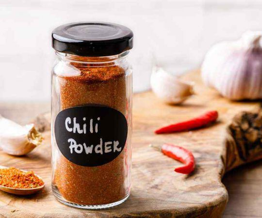 Homemade Keto Chili Powder