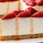 No Bake Keto Cheesecake
