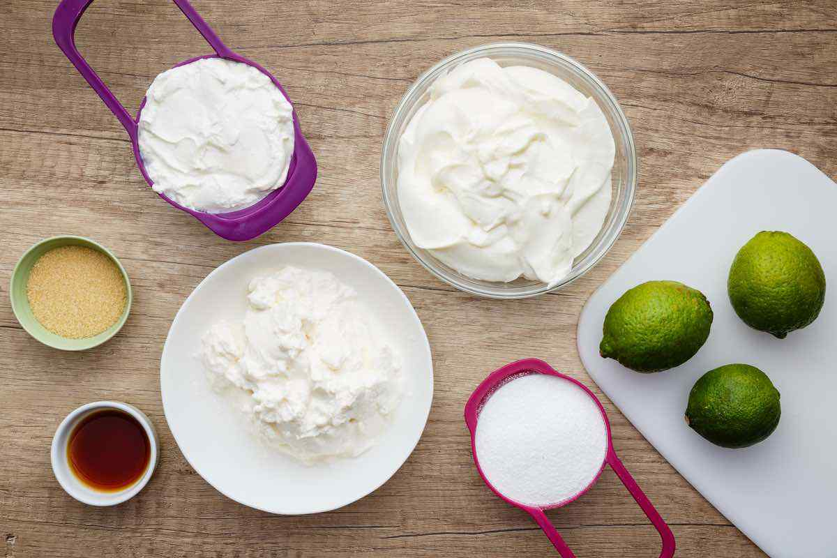 Key Lime No Bake Keto Cheesecake