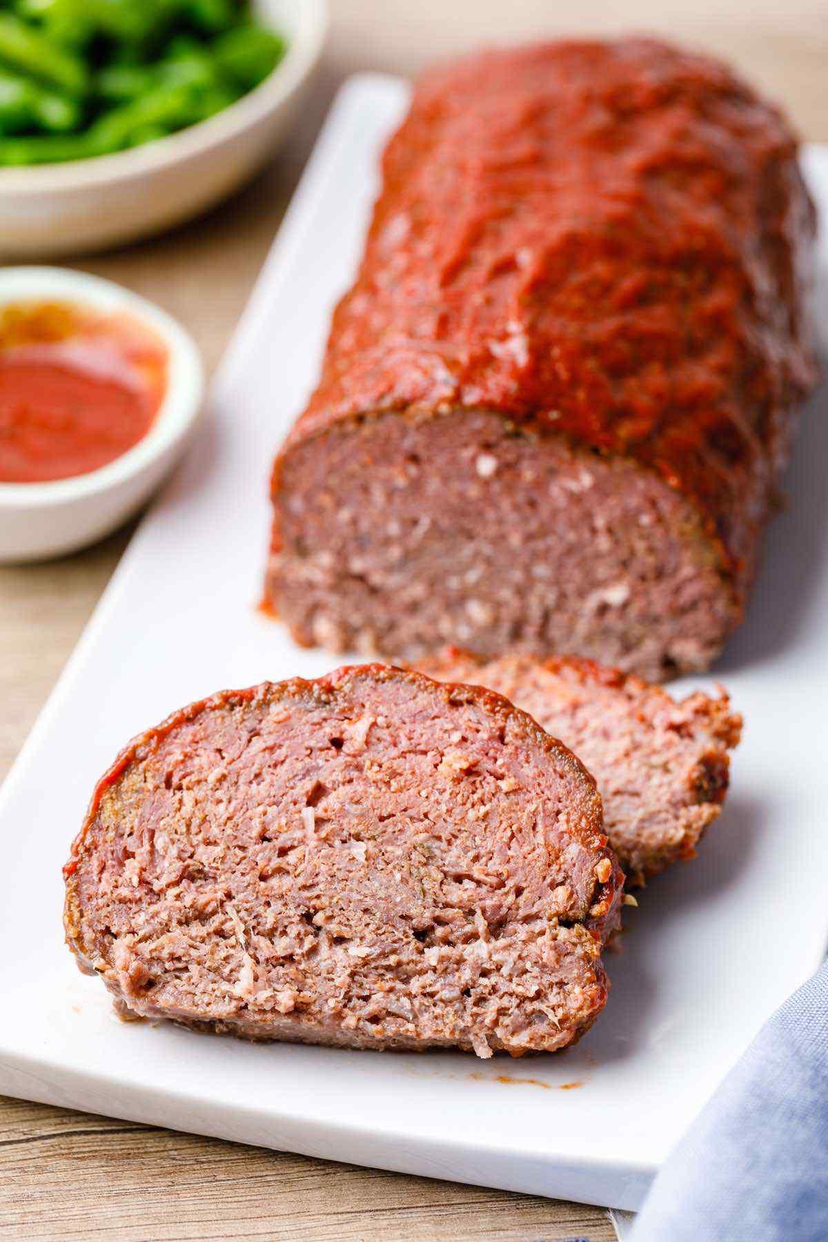 Crockpot Keto Meatloaf