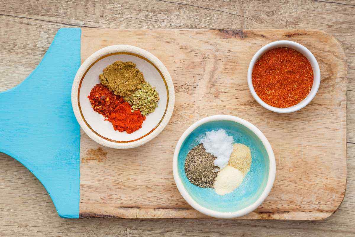 Homemade Keto Taco Seasoning Spice