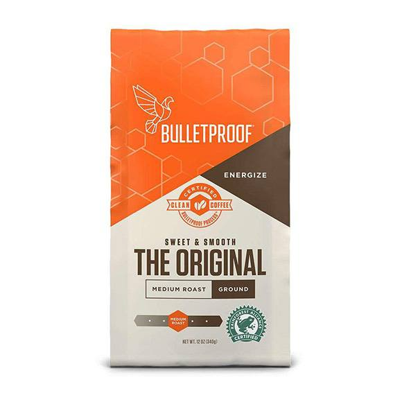 Bulletproof Medium Roast Coffee