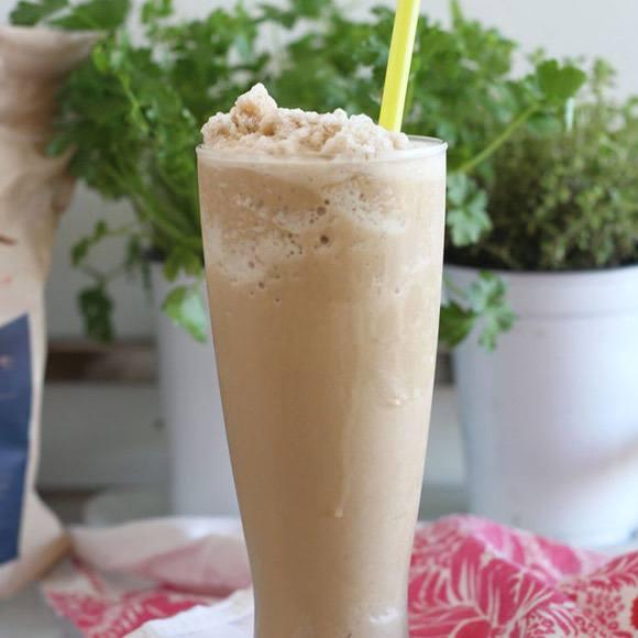 Hazelnut Keto Coffee Frappe