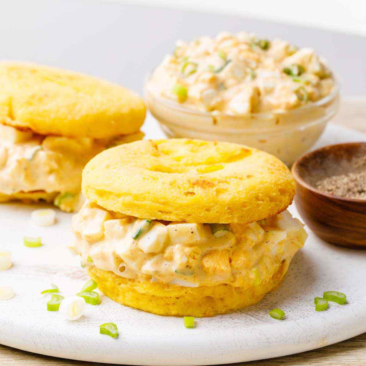 Egg Salad Recipes Keto