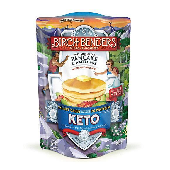 Birch Benders Keto Pancake Mix