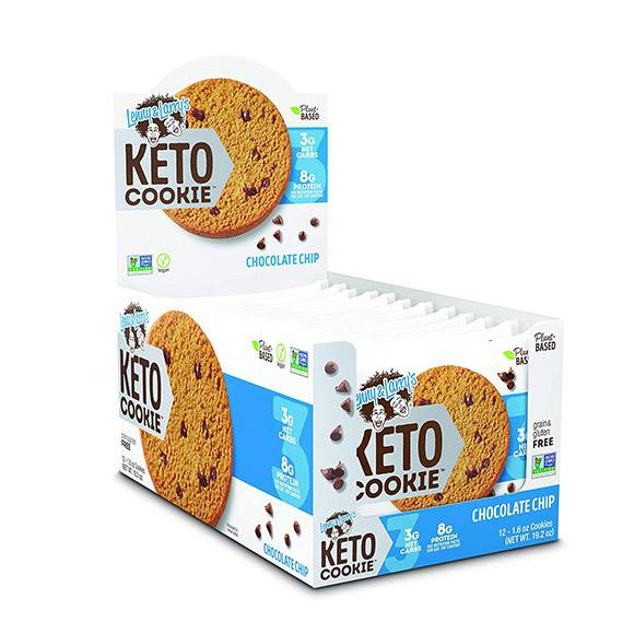 Lenny and Larry's Keto Cookies