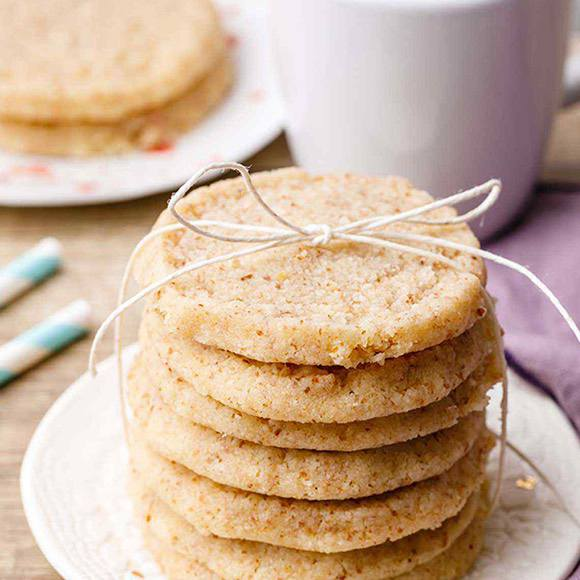 Easy Keto Sugar Cookies
