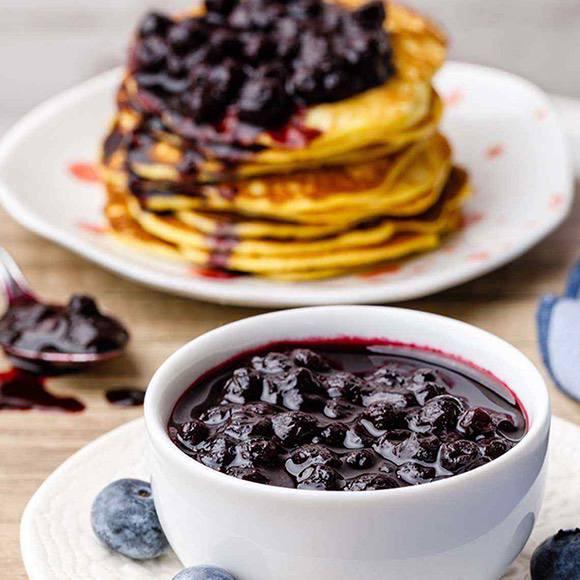 Low Carb Keto Pancake Syrup