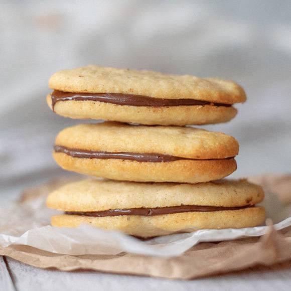 Keto Milano Cookies