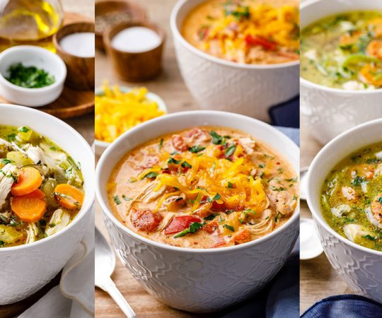 Easy Keto Chicken Soup Recipes