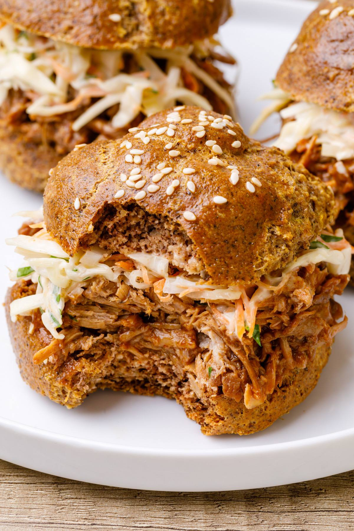 Instant Pot Keto Pulled Pork