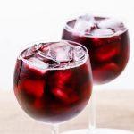 Keto Red Wine Spritzer