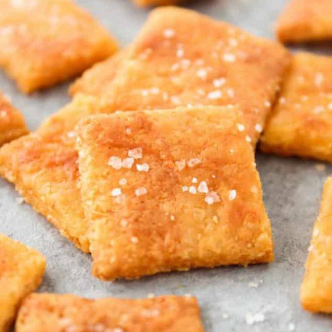 Low Carb Cheez-its