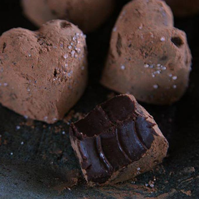 Mayan Dream Chocolate Truffles