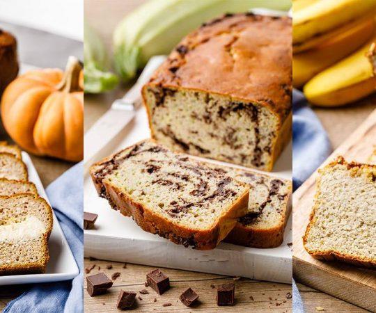 Low Carb Keto Bread Recipes