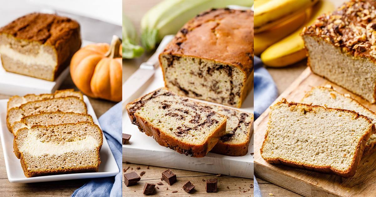 51 Crave-worthy Low Carb Keto Bread Recipes - Keto Pots