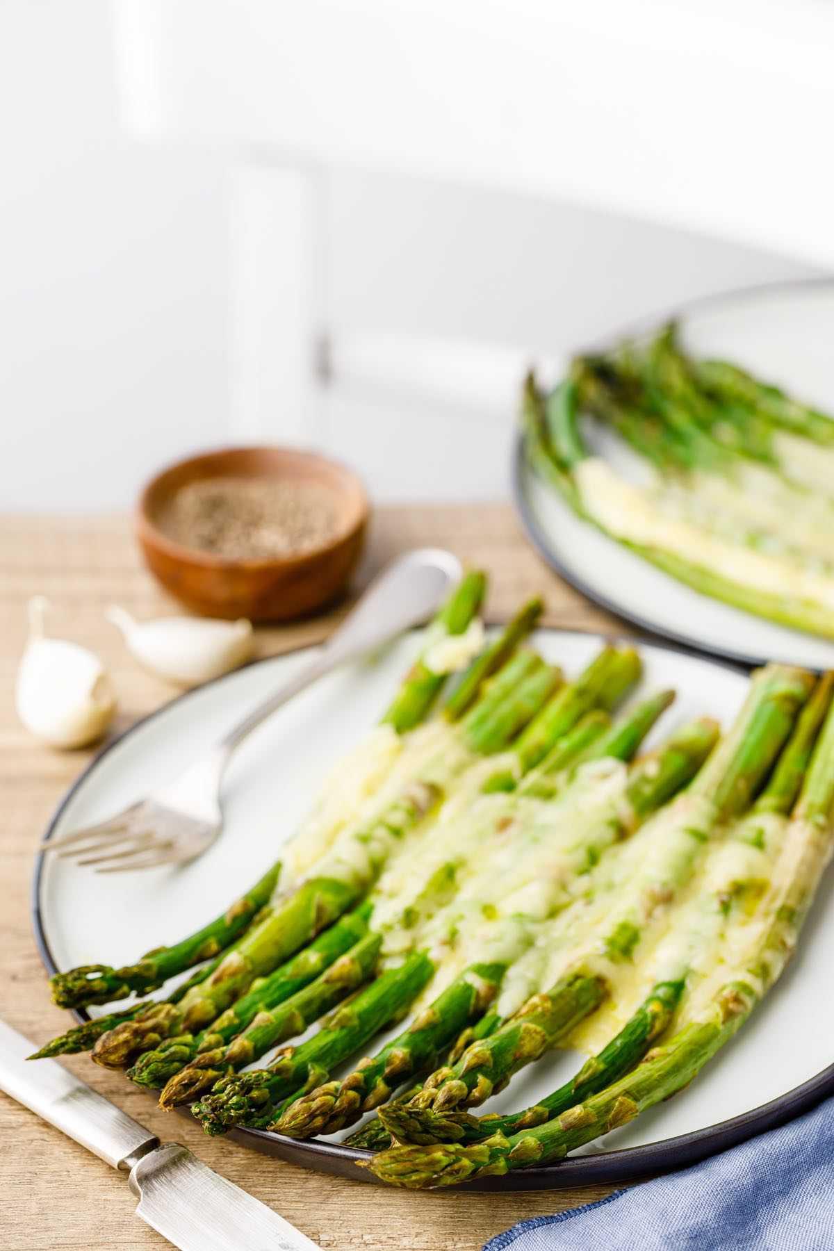 Keto Asparagus