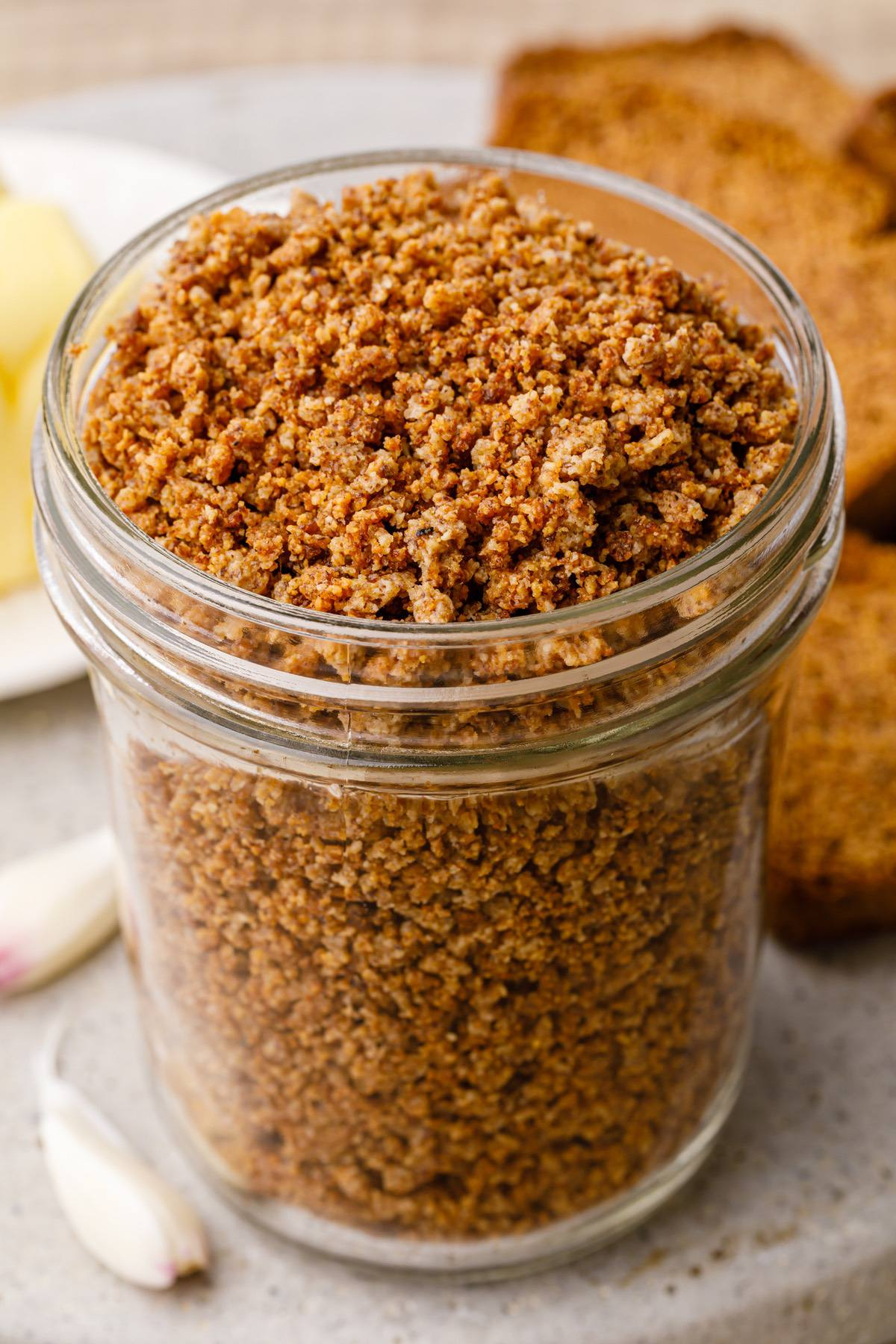 Keto Bread Crumbs