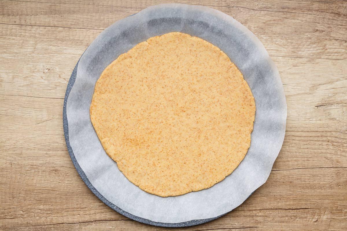 Keto Fathead Pizza Dough