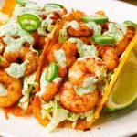 Keto Shrimp Tacos