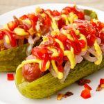 Pickle Hot Dog