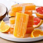 Electrolyte Keto Popsicles