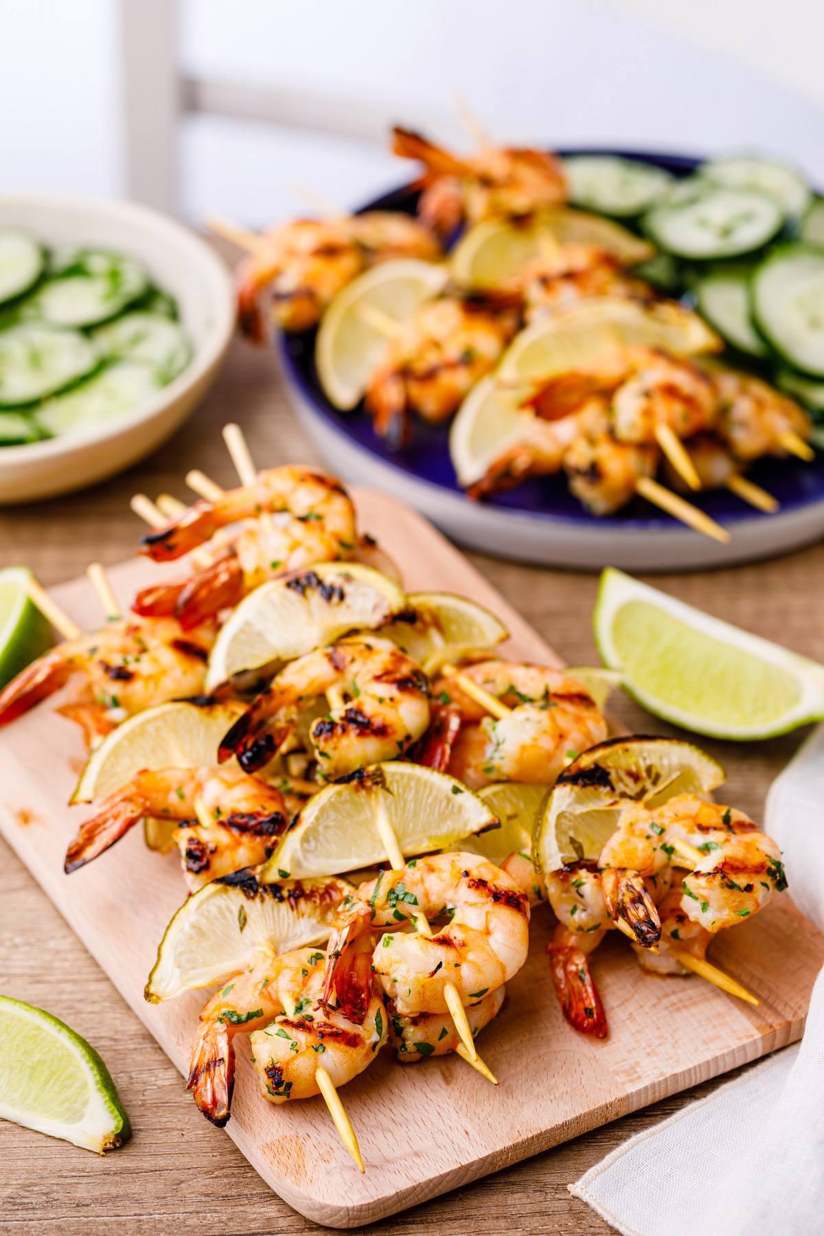 Keto Grilled Shrimp Recipe