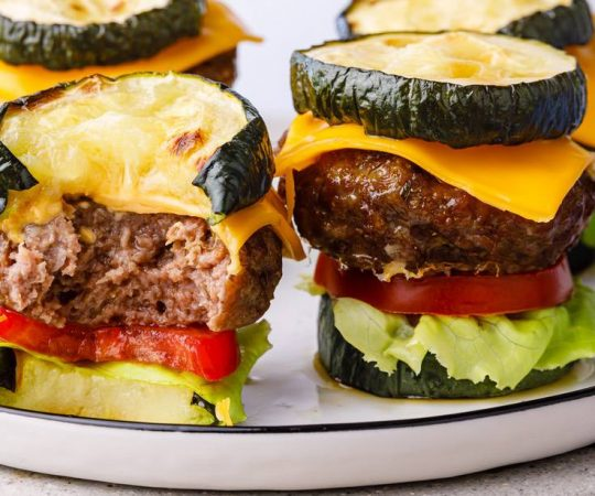 Keto Slider Recipe
