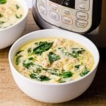 Instant Pot Keto Tuscan Soup