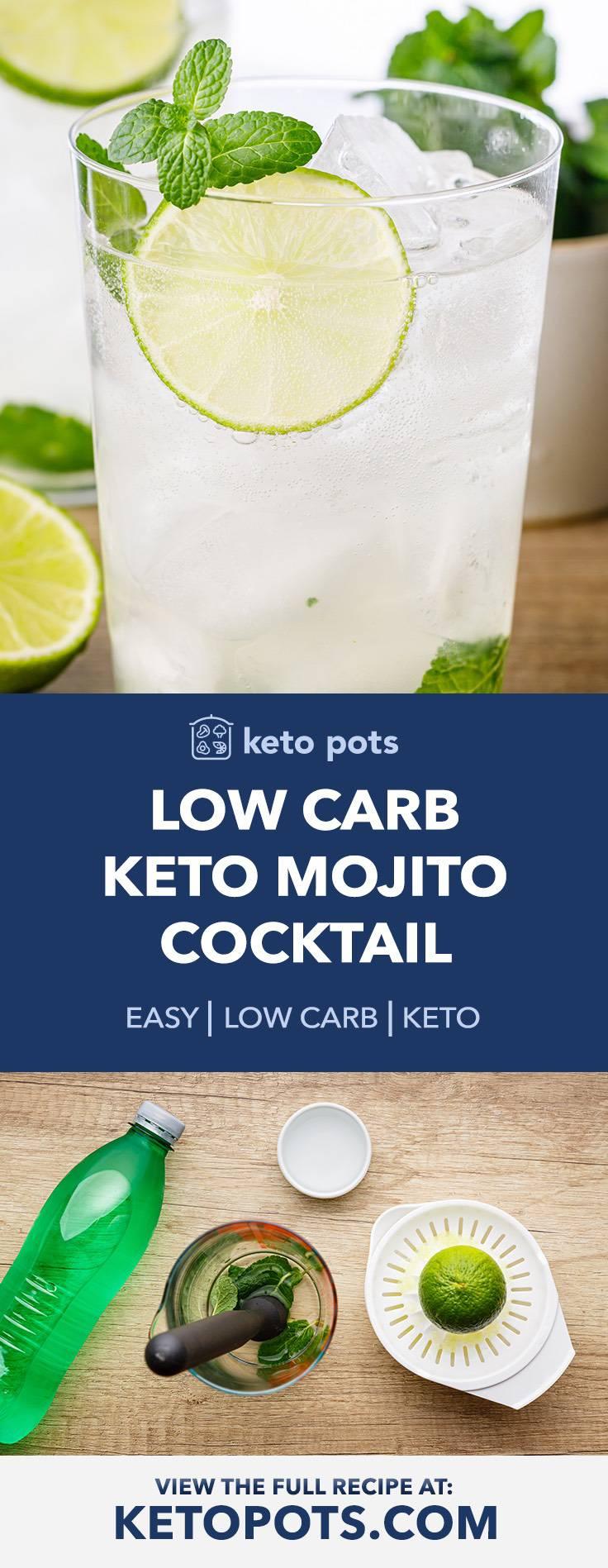 Keto Mojito Recipe
