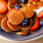 Mini Pancake Keto Cereal