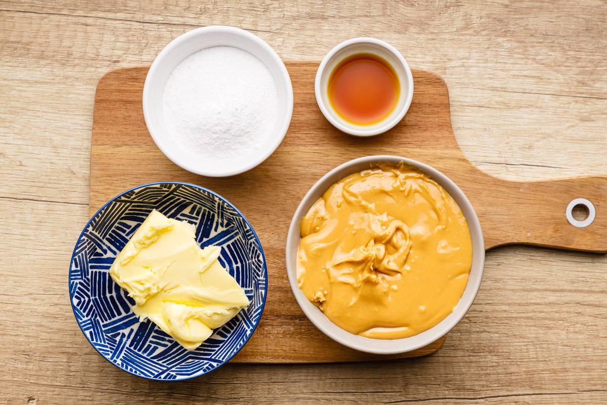 Peanut Butter Keto Fudge