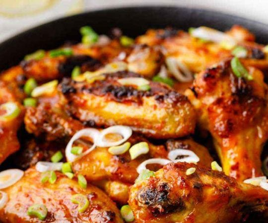 Are Chicken Wings Keto?