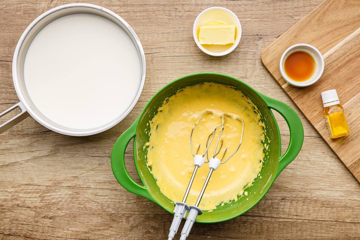 Keto Banana Pudding