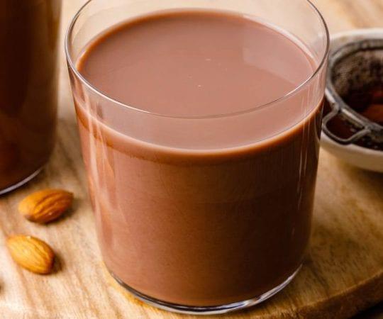 Keto Chocolate Milk