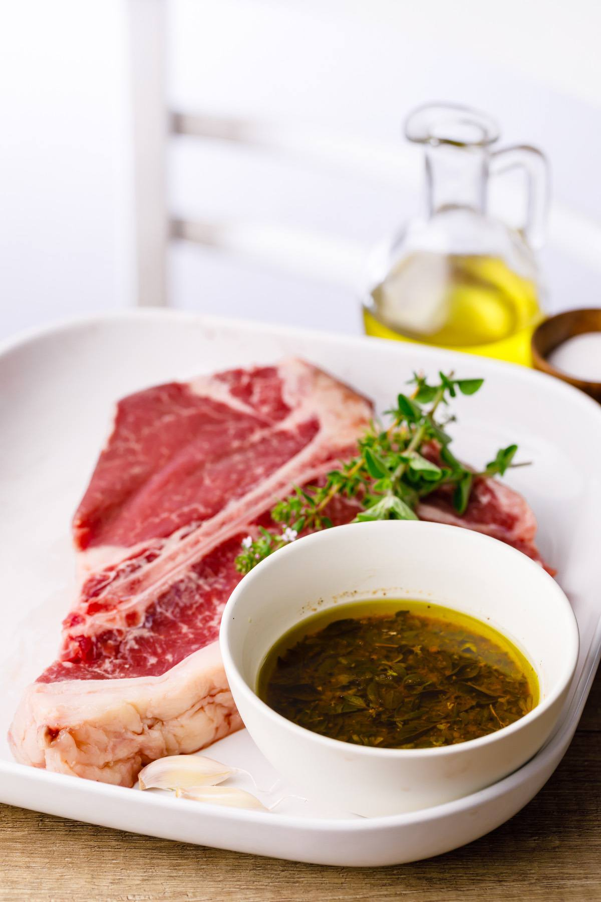 Keto Steak Marinade