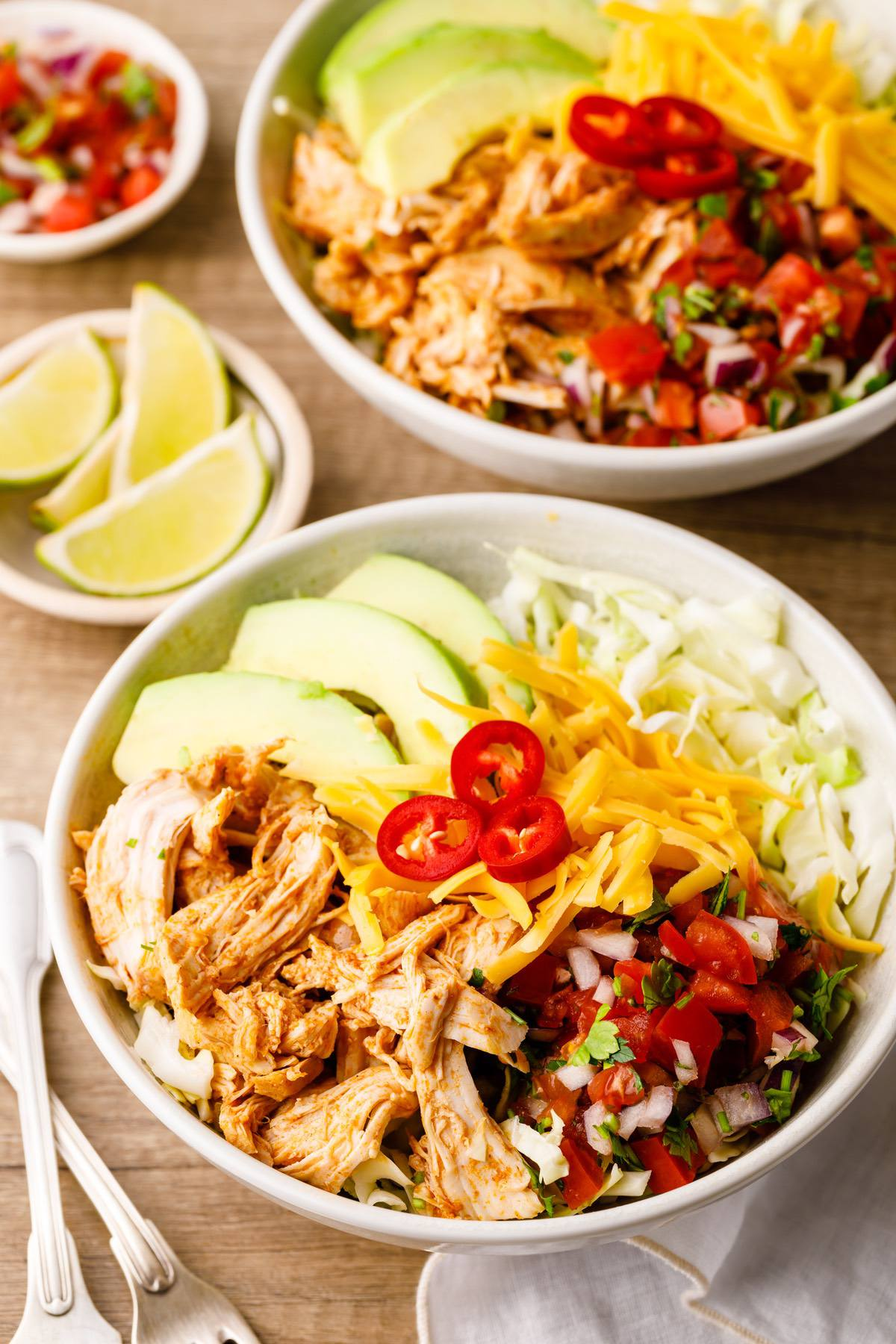 Keto Taco Bowl